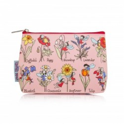 Flower Fairy Wash Bag