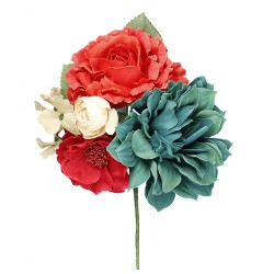 Flor flamenca ramillete / 54783 607