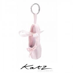 Ballet shoe Keyring / KR-06