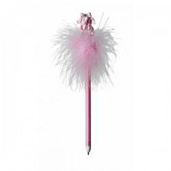 Pink ballet shoe pens/ PN-P1955