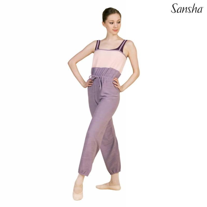 Sansha Mono de Danza E04f Gaby para ni/ña