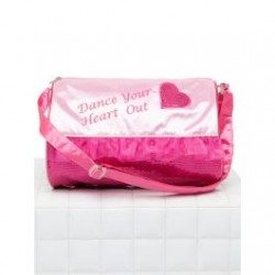 Heart Barrel Bag Capezio