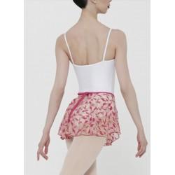 Tina black H Microbifer Elasthan Skirt
