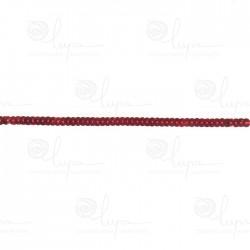 Lentejuela elástica cubeta 6M/M