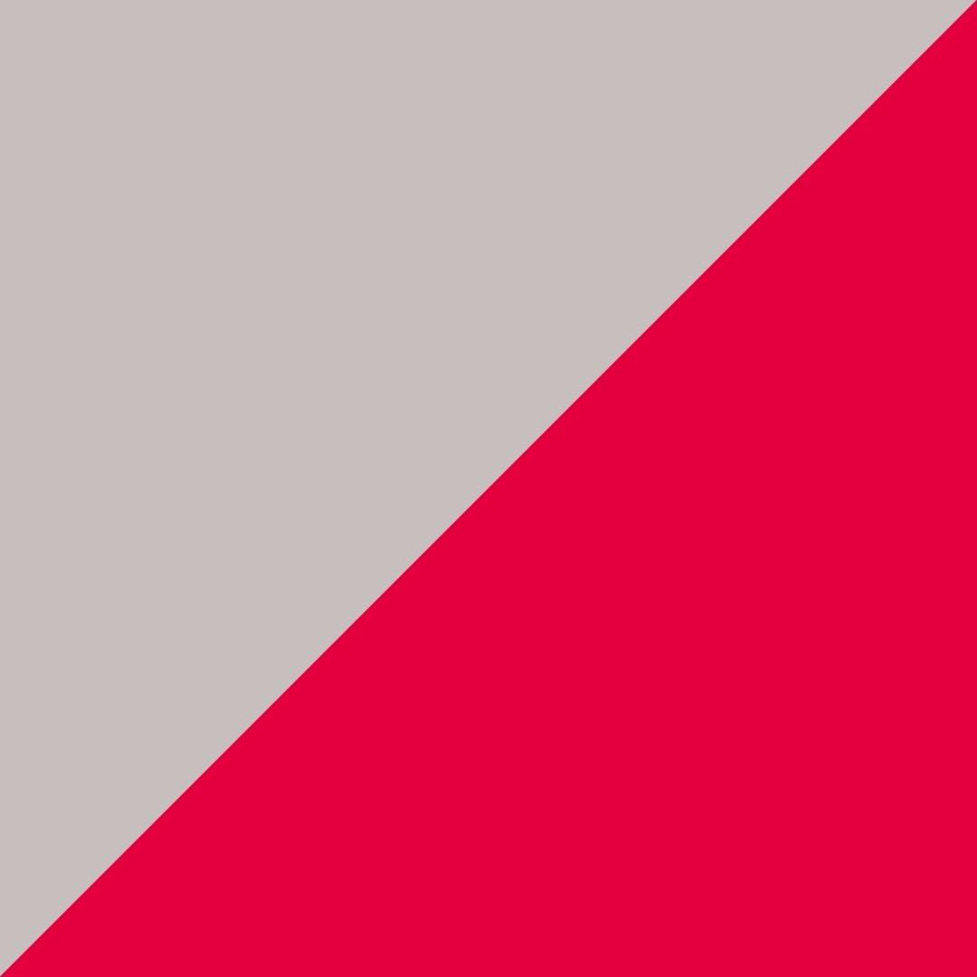gris/rojo