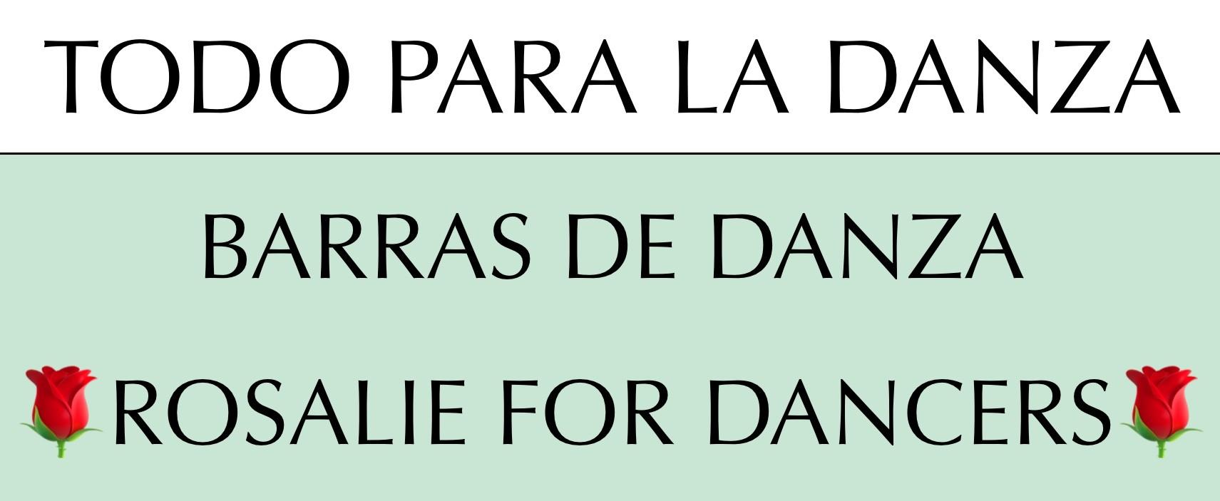 Barras de Danza